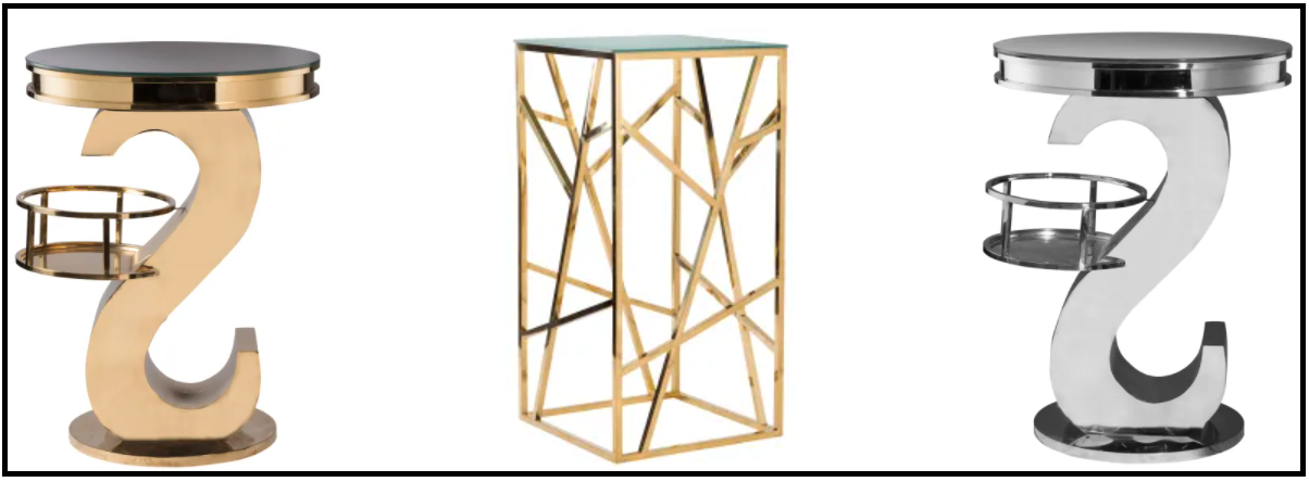 Bar Table on rent